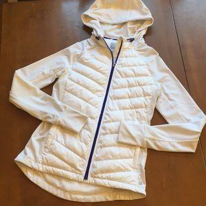 Gap Fit zip up hooded jacket